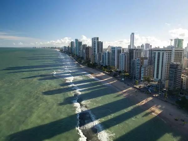 Fortaleza um dos destinos mais procurados pelos turistas / Foto: Reprodução/Divulgação
