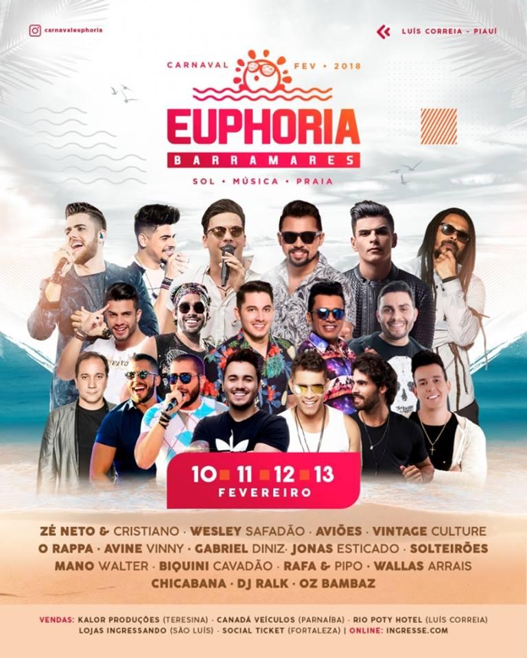 Carnaval Euphoria 2018