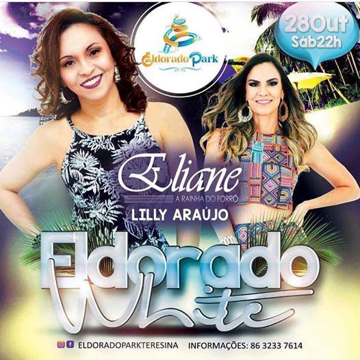 Eliane e Lilly Araújo