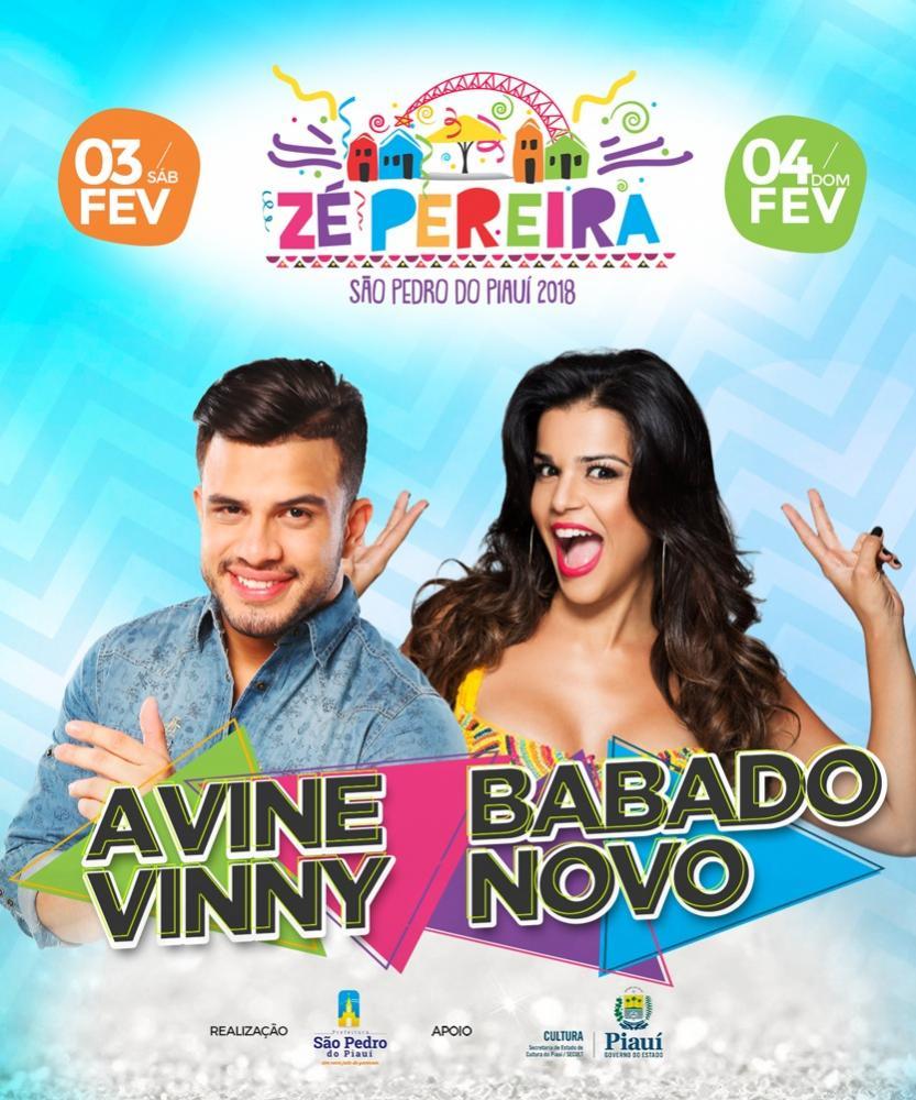 Zé Pereira de São Pedro