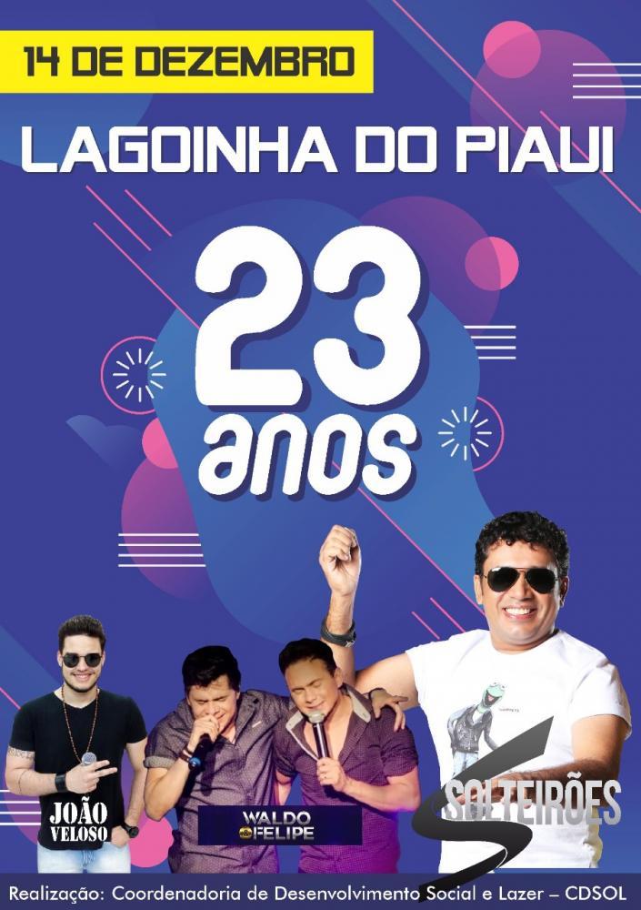 Aniversário de Lagoinha do Piauí