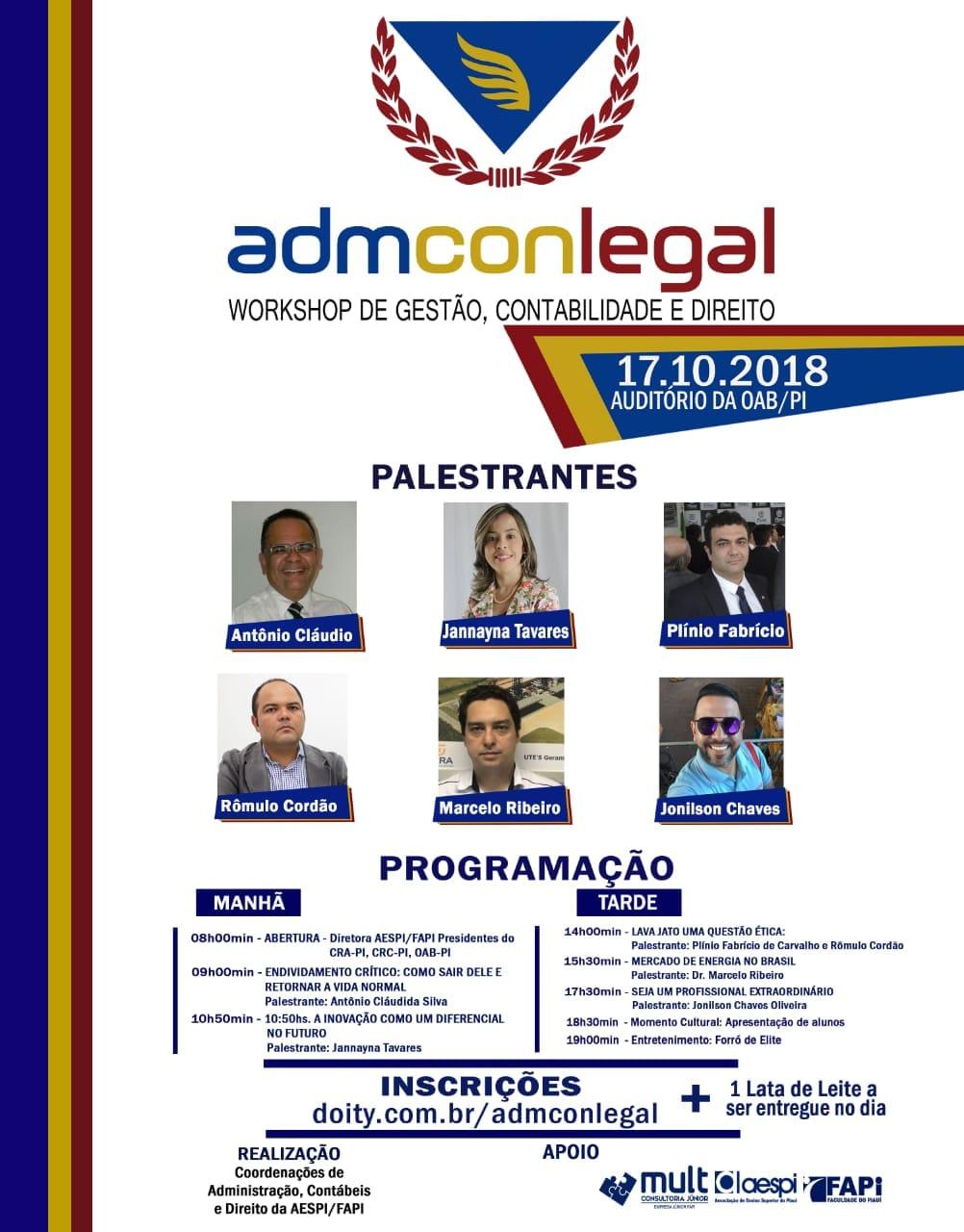 Admconlegal - Daniel Carvalho