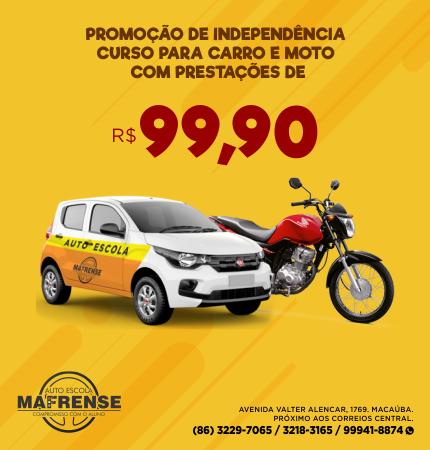 Auto Escola Mafrense - Gustavo Miranda