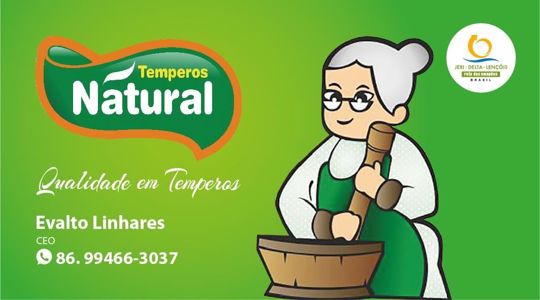 Tempero  Natural