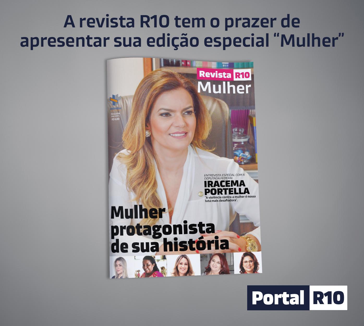 Revista R10 Mulher