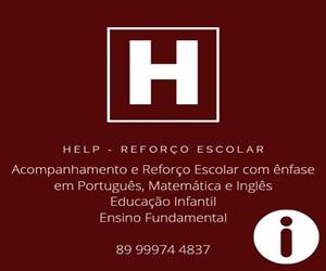 HELP - REFORÇO ESCOLAR