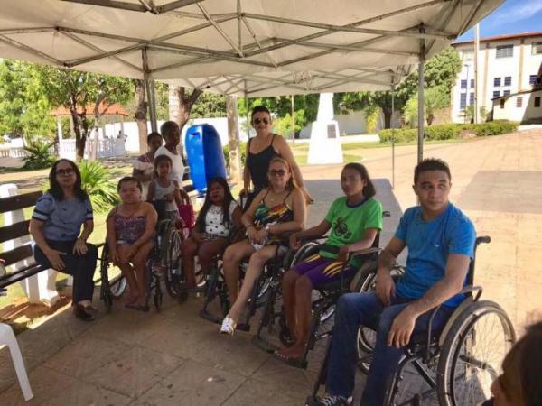 Prefeitura de Bom Jesus promove manhã especial para pessoas com deficiência