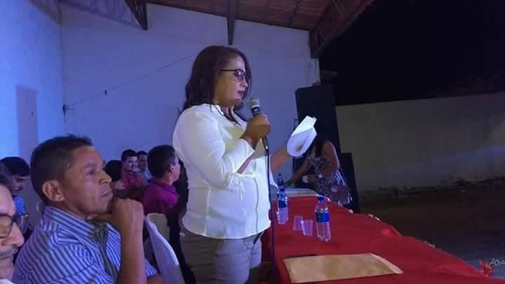 Demerval Lobão (PI): Toma posse primeira mulher presidente do Sindicato dos Trabalhadores  Rurais