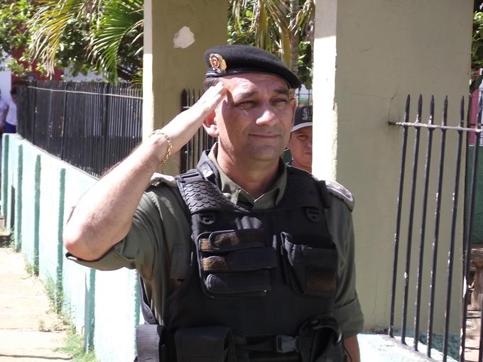Esperantina: está provado que misturar segurança e política não dá certo!
