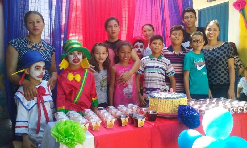 Colégio Santa Maria comemora dia das crianças com seus alunos
