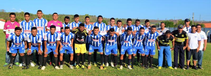 Seleção de Luzilândia conquista o II campeonato regional de Futebol Amador