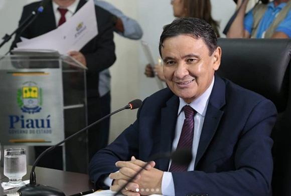 Wellington Dias comemora liderança em pesquisa eleitoral