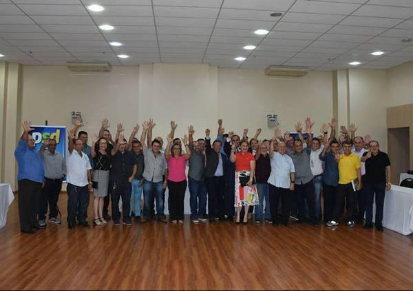 PSD define apoio à pré-candidaturas de Júlio César ao Senado e Wellington Dias ao Governo