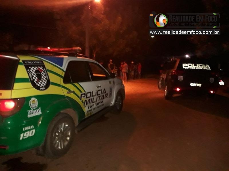 José de Freitas: Jovem é morto após ser alvejado com cinco disparo de arma de fogo