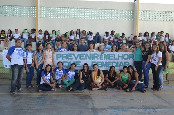 Centro Educacional Ebenézer Gueiros-CEDEG encerra projeto sobre Meio Ambiente