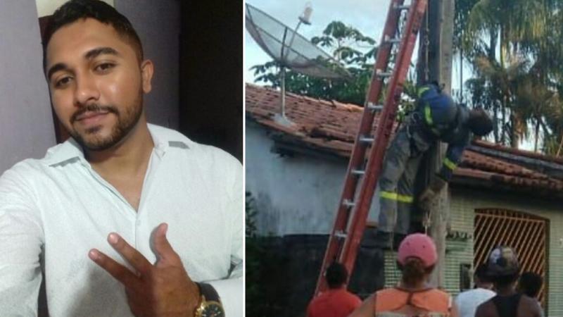 Funcionário da CEMAR morre eletrocutado durante expediente de trabalho