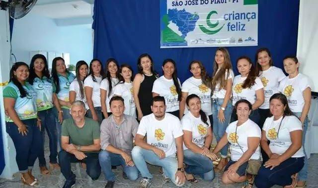 Programa Criança Feliz é lançado em São José do Piauí através da Secretaria de Assistência Social