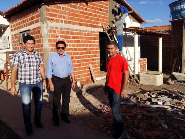 Obras Não Param em Ipiranga do Piauí