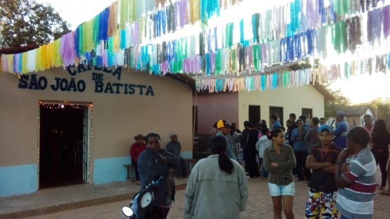 Programação do Festejo de São João Batista inicia com benção e café da manhã