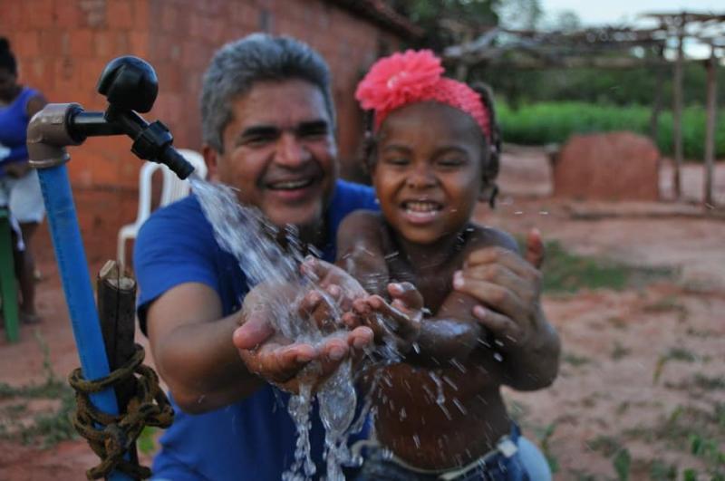 Projeto Água Corrente já beneficiou mais de 500 famílias em menos de dois anos