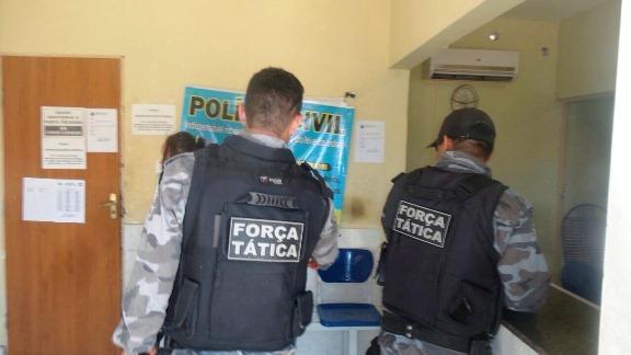 Pintor é preso acusado de estupro no litoral do Piauí