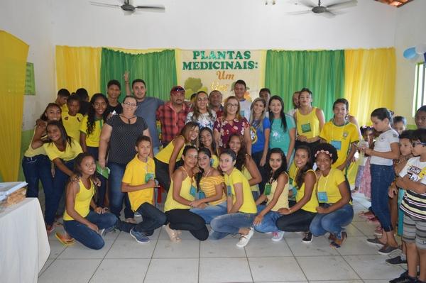 Escola Hipólito Araripe - Meio Ambiente