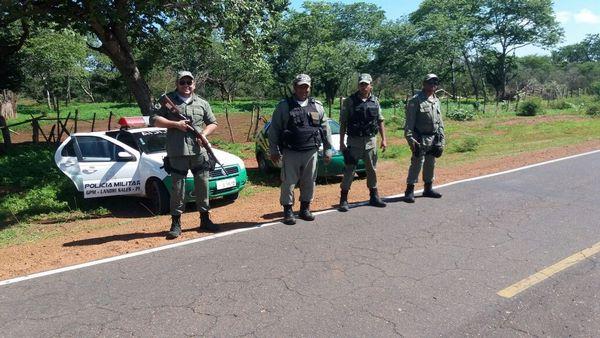Operações Policiais