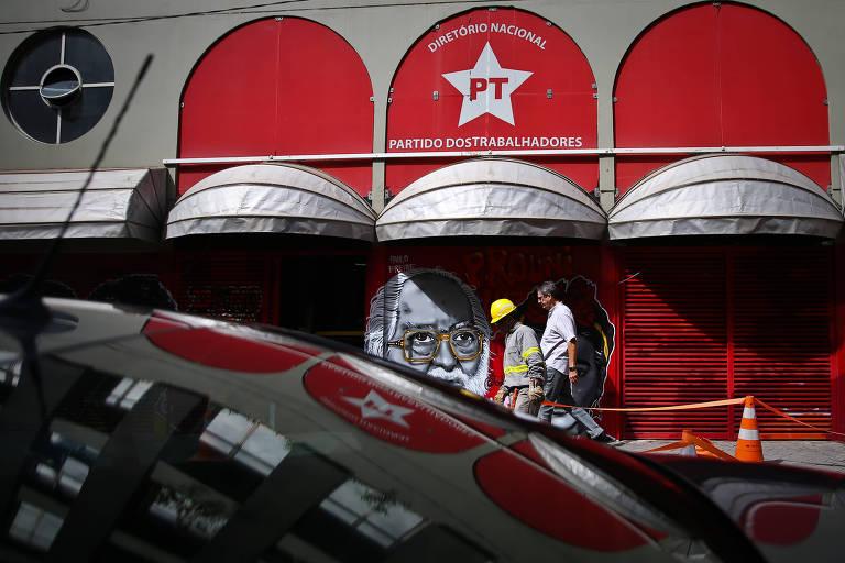 PT está dividido sobre como negociar aliança com o PSB