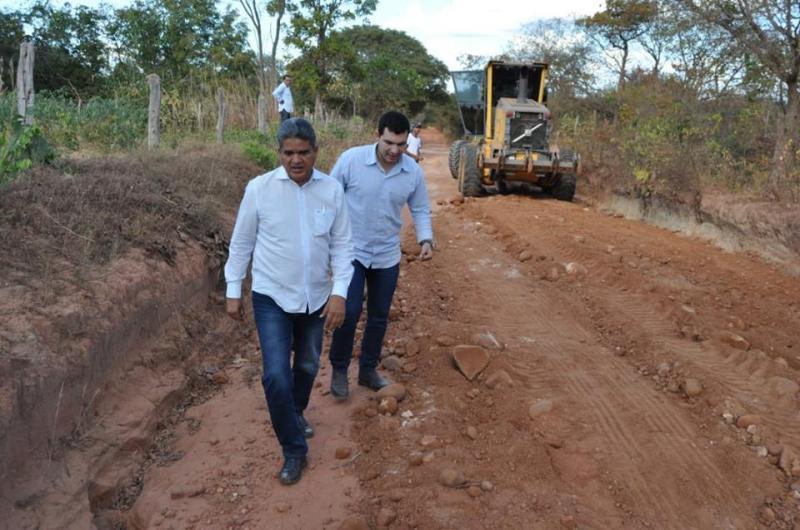 Secretaria de Infraestrutura realiza mais de 200 quilômetros recuperação de estradas vicinais