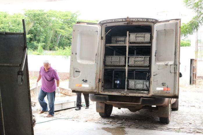 IML foi acionado para remover os corpos (Foto: Ilustrativa)