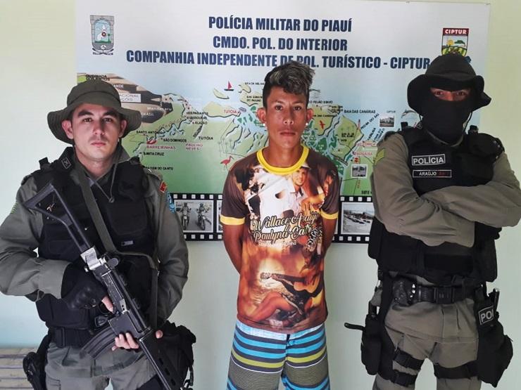 Homem é preso suspeito de sequestro e estupro de vulnerável no Piauí