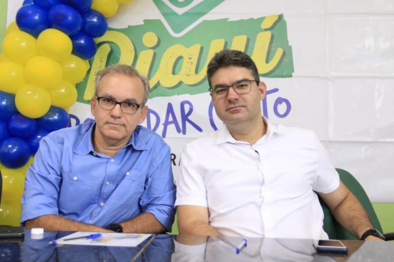 Firmino diz que Luciano está preparado para enfrentar os desafios do Estado