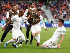 Fifa envia advertência à seleção por comemoração em jogo