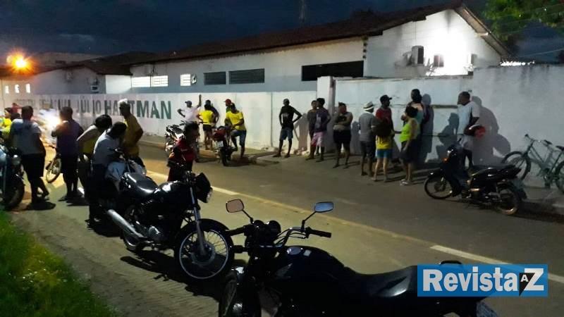 Briga em bar durante jogo da Seleção deixa um morto na cidade de Esperantina