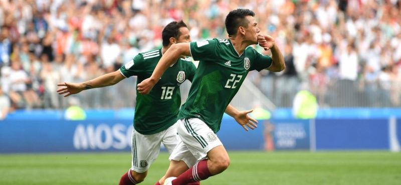 Copa: Gol do México contra a Alemanha provoca terremoto