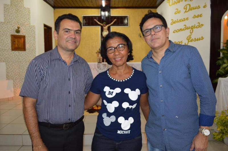 Deputado Zé Santana visita município de Guadalupe