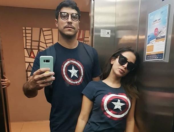 Marido de Anitta deleta conta no Instagram e rumores de separação surgem