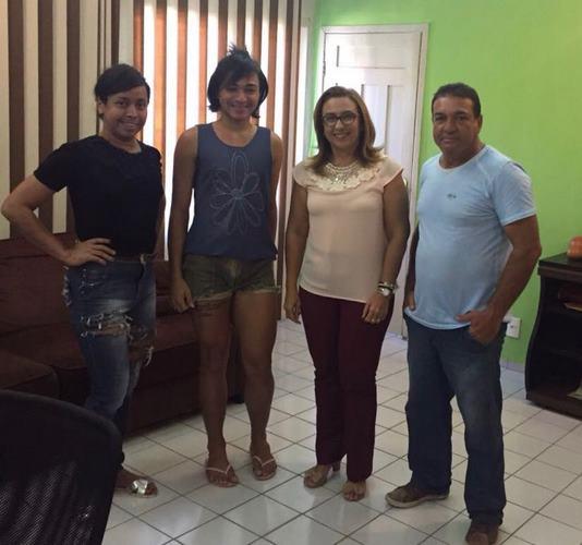 Prefeita Neidinha Lima garante apoio a Junina Mistura do Sertão