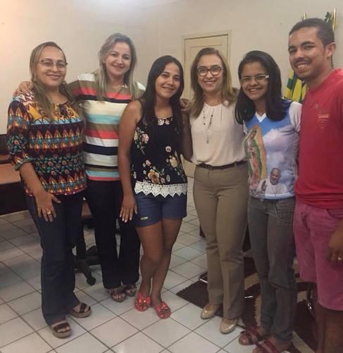 Junina Arrocha o Nó recebe apoio da Prefeita Neidinha Lima