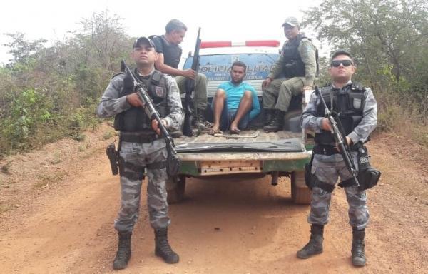 Acusado confessa que matou para roubar 250 reais em Barro Duro