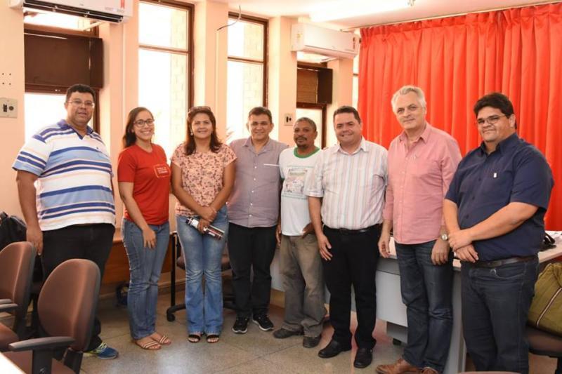 Parceiros do Curso de Rádio e Tv são avaliados por instituição suíça que mantém o projeto