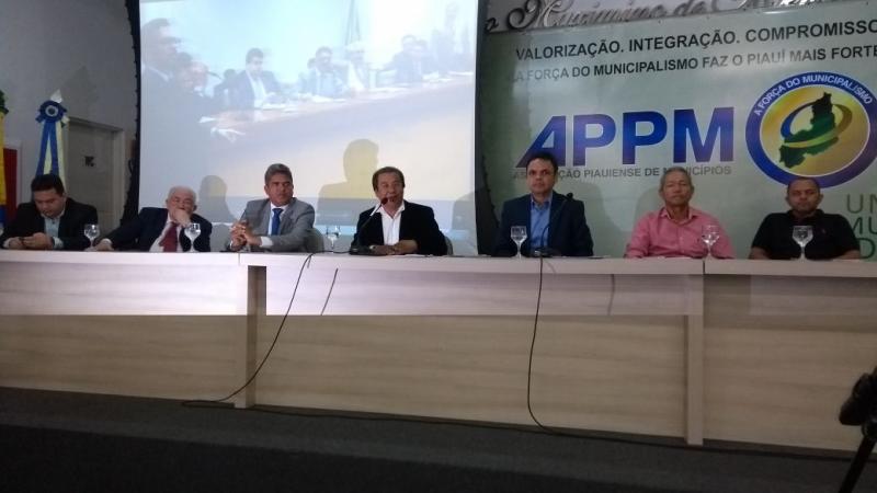 APPM realiza audiência com prefeitos em busca de soluções para crise nos municípios