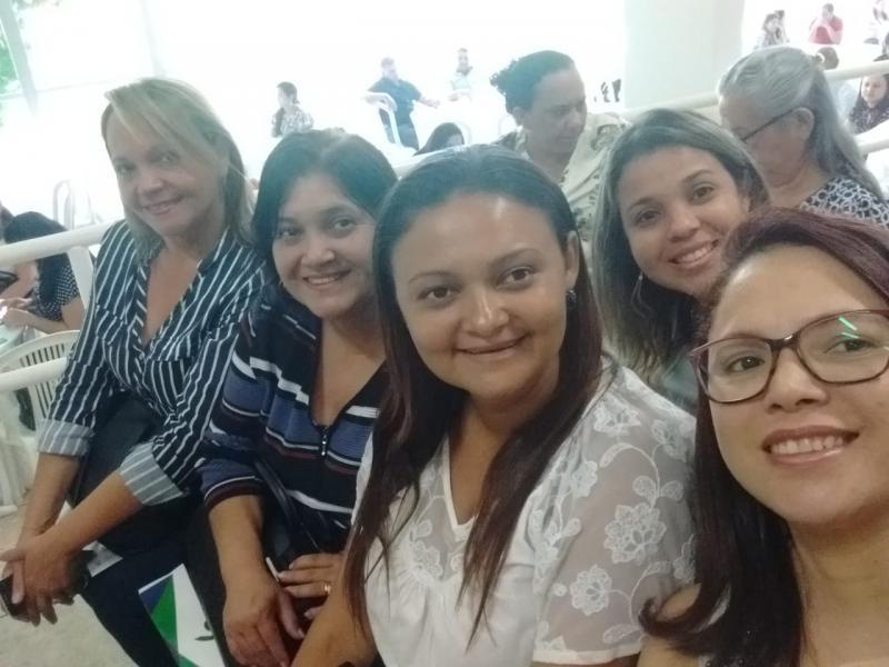 Representantes do comitê gestor do programa Criança feliz participa de encontro em Teresina