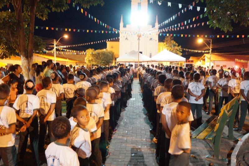 Festejo de São Pedro do Piauí incia com grande alvorada pelas ruas da cidade