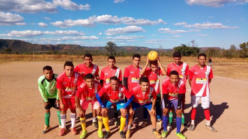 Torneio de futebol agita localidade da área rural no último final de semana
