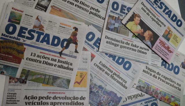 ANJ diz ser preocupantes ações do governo Flávio Dino para censurar Jornal 'O Estado'