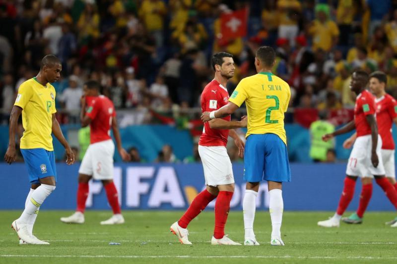 Fifa se recusa a fornecer gravações do jogo Brasil x Suíça