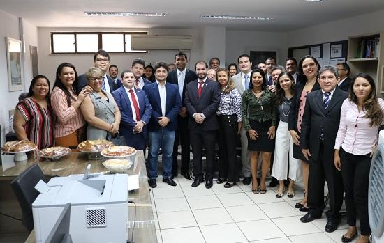 OAB-PI celebra dia do advogado trabalhista no Fórum
