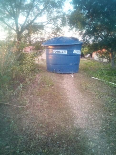 Prefeitura de Prata do Piaui faz substituições de caixa dágua