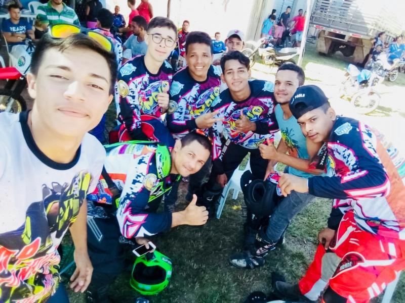 1º Trilha de Motos em Campo Largo do Piauí